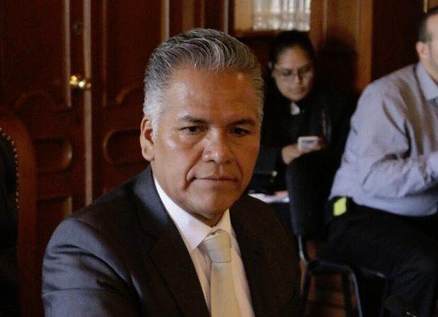 Fernando Zamora deberá separarse del cargo en las próximas horas