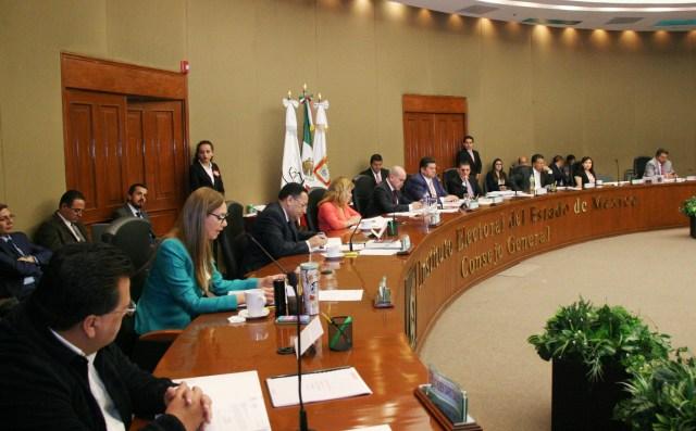 Inicia proceso electoral para elegir al nuevo gobernador del Estado de México