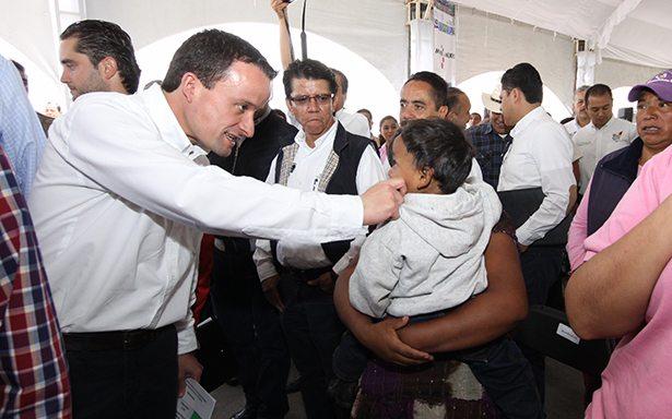 El IMSS valora Mil 248 mujeres Nahuas y Otomíes del municipio de Jilotepec