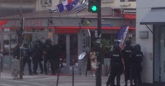 Detectan falso ataque terrorista en el centro de Francia