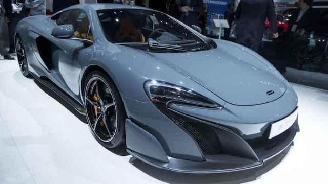 Apple quiere comprar McLaren
