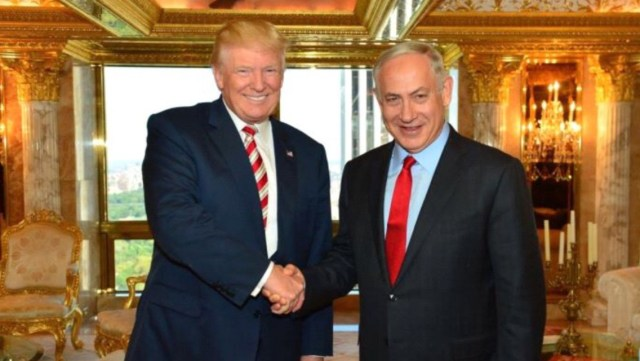 Propone Trump reconocer  Jerusalén como capital indivisible de Israel