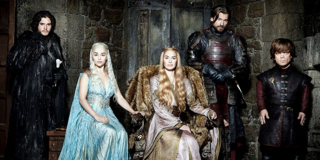 """""""Game Of Thrones"""" hace historia en los Emmy 2016"""