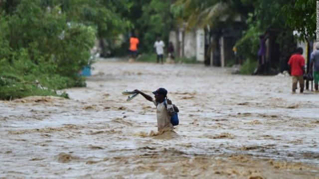 'Matthew' deja al menos 400 muertos en Haití