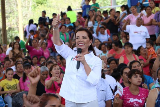 Participará Carolina Monroy en encuentro internacional de partidos políticos en China