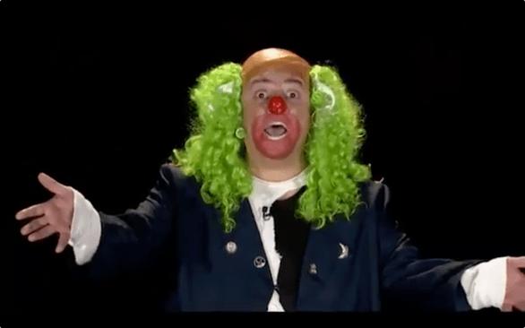 Brozo le dice a Donald Trump lo que no le dijeron en Los Pinos