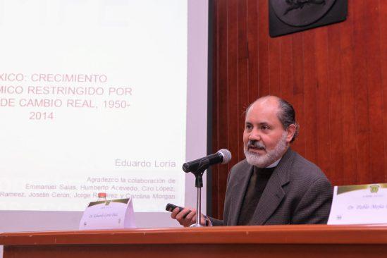 Manejo de tipo de cambio apreciado en Méxicofrena crecimiento económico de largo plazo