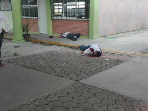 Balacera en Jocotitlán deja cuatro muertos