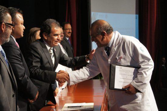 Reconoce IMSS poniente destacada labor del personal médico