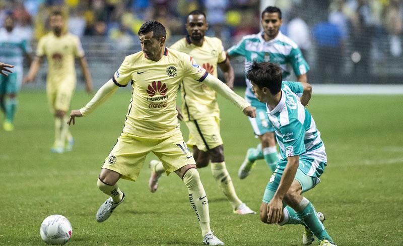 Liga MX: América vs. Santos Laguna, consulta horarios y canales