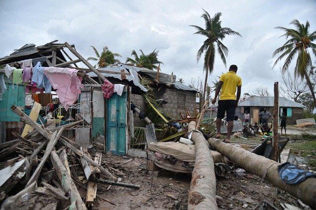 Haití pide ayuda internacional tras paso de 'Matthew'