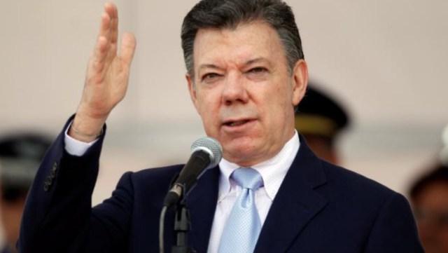 Juan Manuel Santos gana el Premio Nobel de Paz 2016