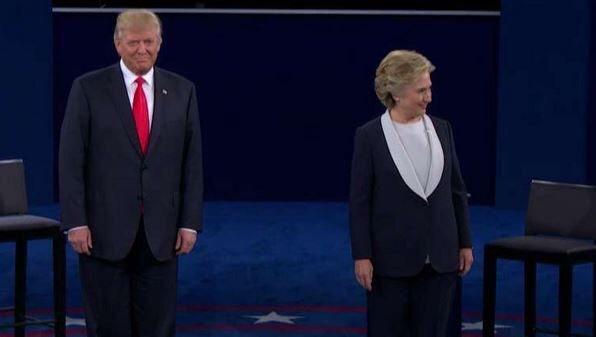 #EnVivo: Debate presidencia Hillary Clinton vs Donald J. Trump