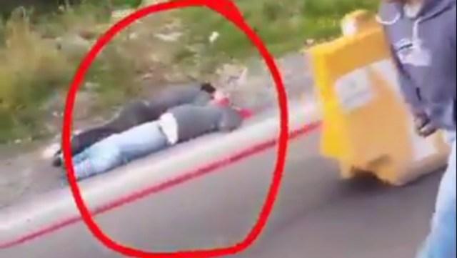 Eran asaltantes los 4 muertos de la marquesa, pasajero armado los asesino