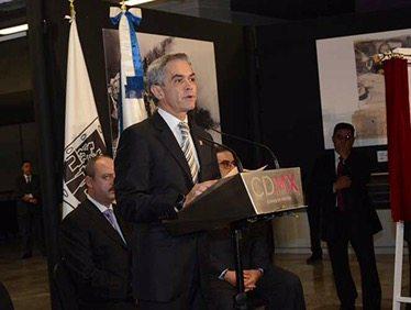 Analizan presupuesto Mancera y Meade: 9 mmdp para la capital