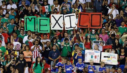 México podría organizar el Mundial 2026