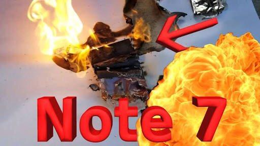 EU prohíbe el Galaxy Note 7 en vuelos