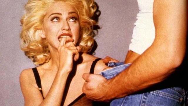 Madonna ofrece sexo oral a hombres que voten por Hillary