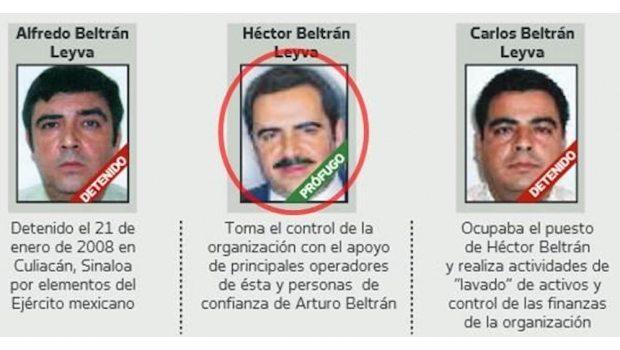 'El Benny' jefe de sicarios de los Beltrán Leyva es detenido en Acapulco