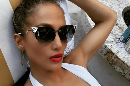 Jennifer Lopez deja boquiabiertos a sus fans de Instagram