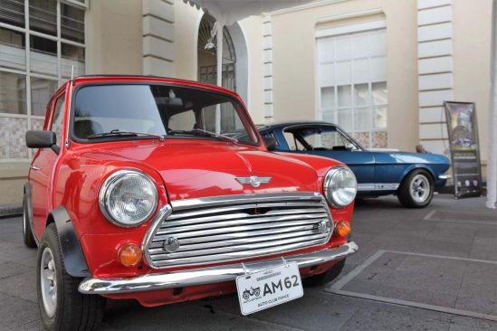 Realizará UAEM II Salón del Automóvil: Arte y Cultura