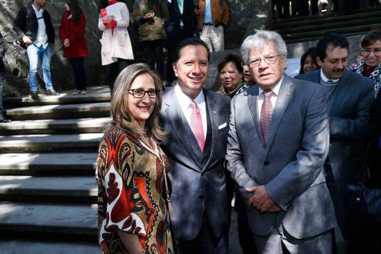 Administración 2013-2017 afianzó pertinencia y actualidad de UAEM: Jorge Olvera
