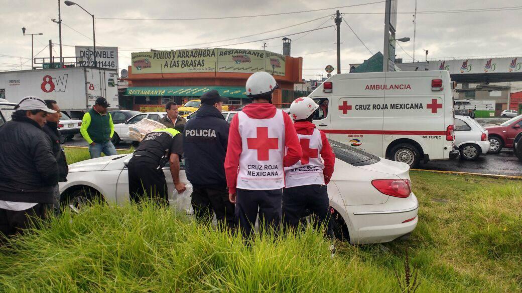 Asalto fallido a cuentahabiente en Metepec
