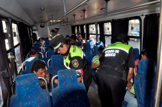 Casi tres mil detenidos con el plan tres en el Estado de México