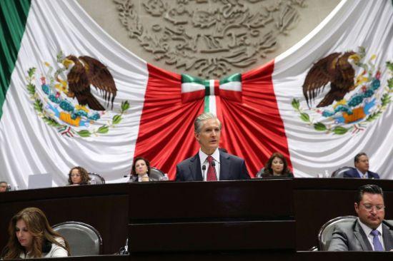 El presupuesto elevara la calidad de vida de los mexicanos: Alfredo Del Mazo