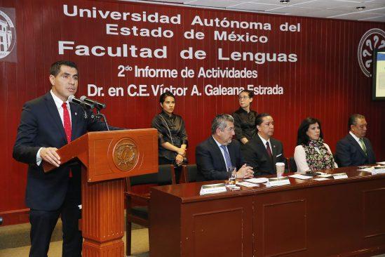 UAEM, referente en la construcción y fortalecimiento del tejido social: Jorge Olvera
