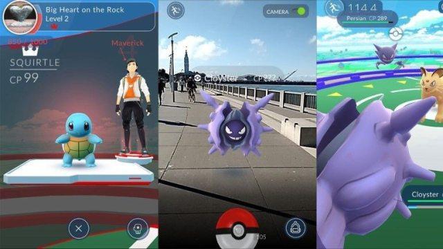 Llega nueva actualización para Pokémon GO