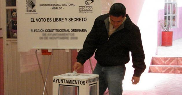 PRI se declara ganador en elecciones extraordinarias de Hidalgo y Zacatecas