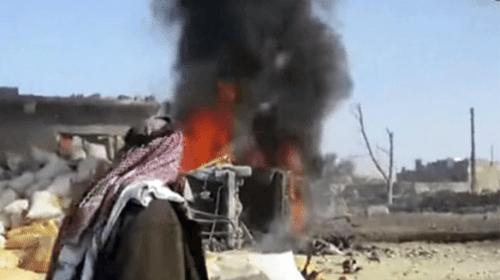 Mueren al menos 120 personas por ataque aéreo en Irak