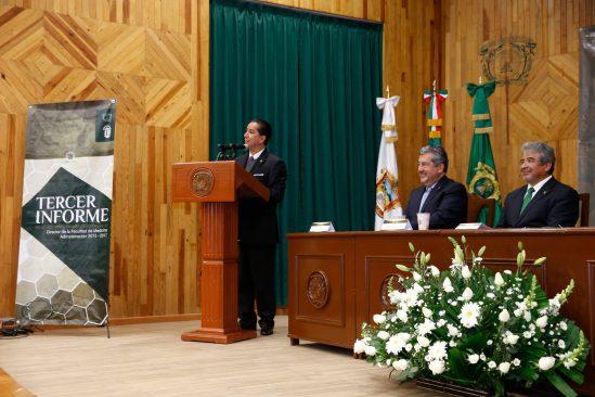 Refrenda Jorge Olvera compromiso con estudiantes de UAEM