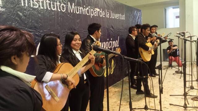 Se realiza con éxito 1er Concurso Municipal de Rondallas en Toluca