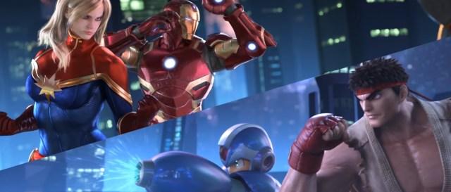 Aquí tienes el primer Gameplay Marvel vs. Capcom: Infinite