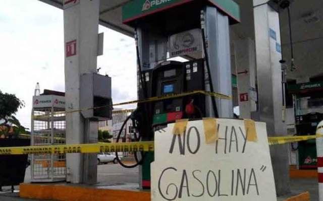 Desabasto de combustibles en Mexicali es crítico: Pemex