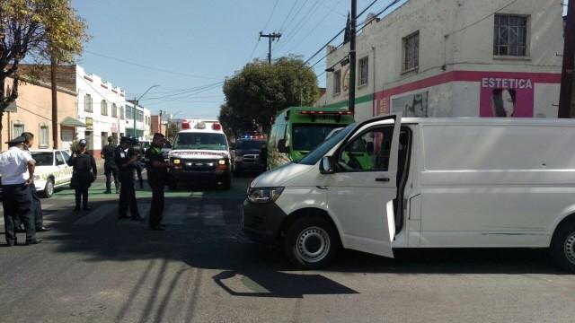 Un herido, resultado de un asalto en pleno centro de Toluca