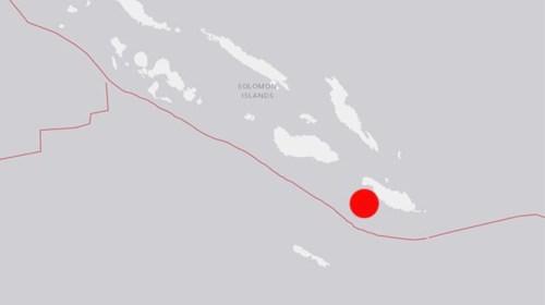 Alerta de tsunami tras fuerte sismo en Oceanía