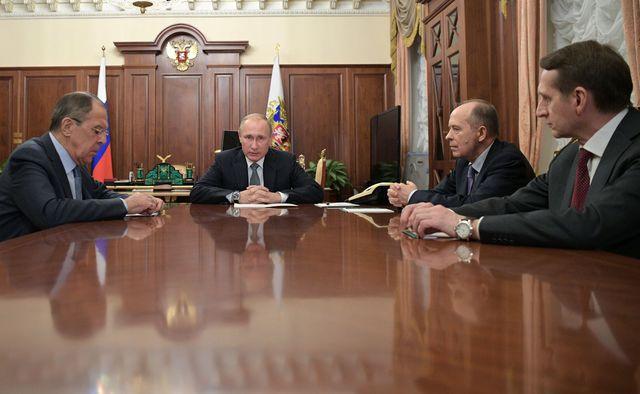 Convocan consultas trilaterales sobre Siria
