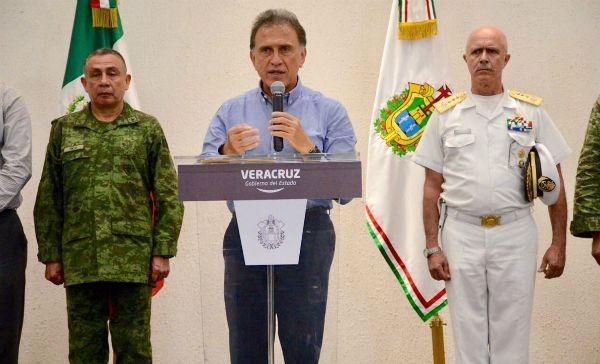 Veracruz anuncia la detención de 37 secuestradores en Poza Rica