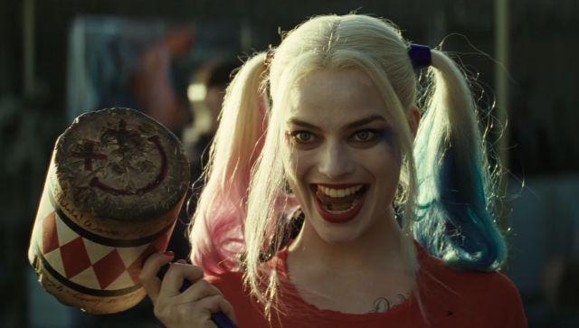 """Irreconocible Margot Robbie para su nueva película """"I, Tonya"""""""