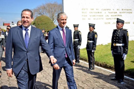 Encuestas posicionan a Alfredo del Mazo como candidato del PRI al Estado de Mexico
