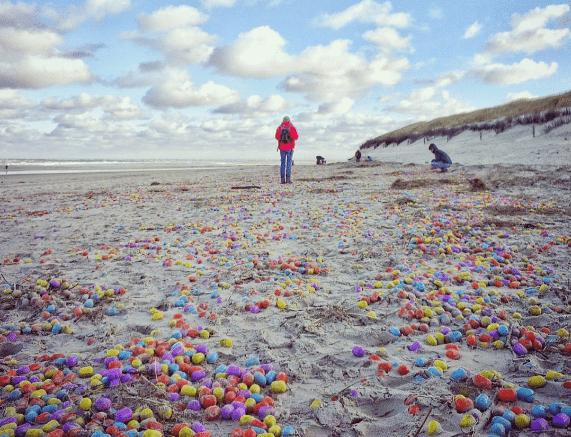 """Marea de """"Huevos Kinder"""" en Alemania"""