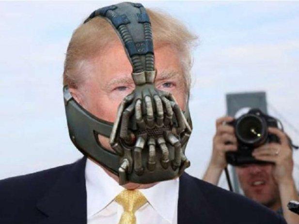 El discurso que Trump le robó a Bane de 'The Dark Knight Rises'