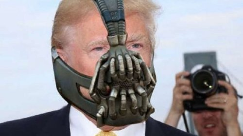 El discurso que Trump le robó a Bane de 'The Dark Knight Rises'