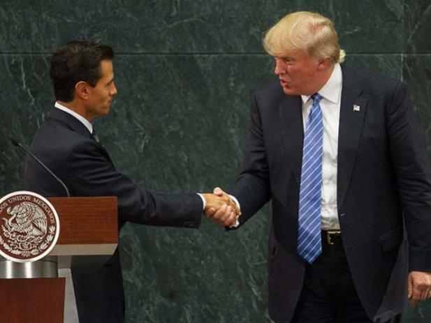 Peña Nieto y Trump se reunirán el 31 de enero