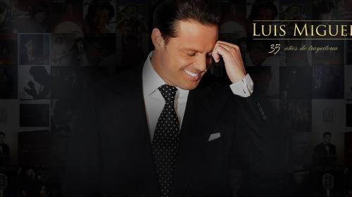 Video de Luis Miguel suma en dos días más de cuatro millones de reproducciones