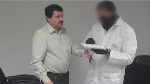 Extraditan a 'El Chapo' a Estados Unidos
