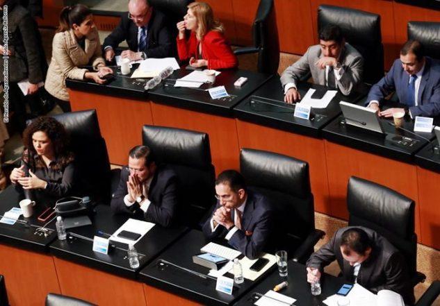 Aumenta Senado nómina 151 mdp